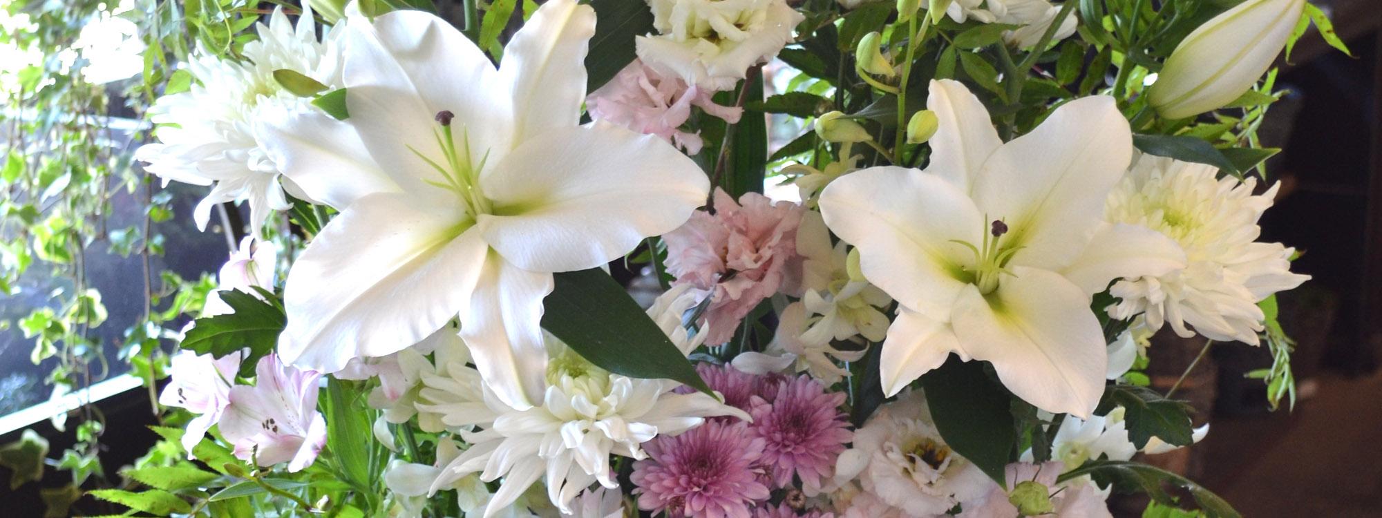 お供えのお花はこちら