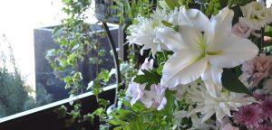 お盆のお花はこちら